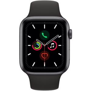 Apple Watch Series 5 GPS 44mm - Vesmírně šedý