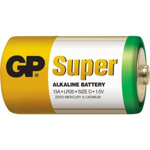 GP Super LR20 (D) 2 ks