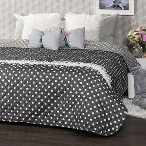 Přehoz na postel Dots