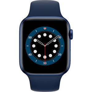 Apple Watch 6 44mm Blue Deep Navy Sport